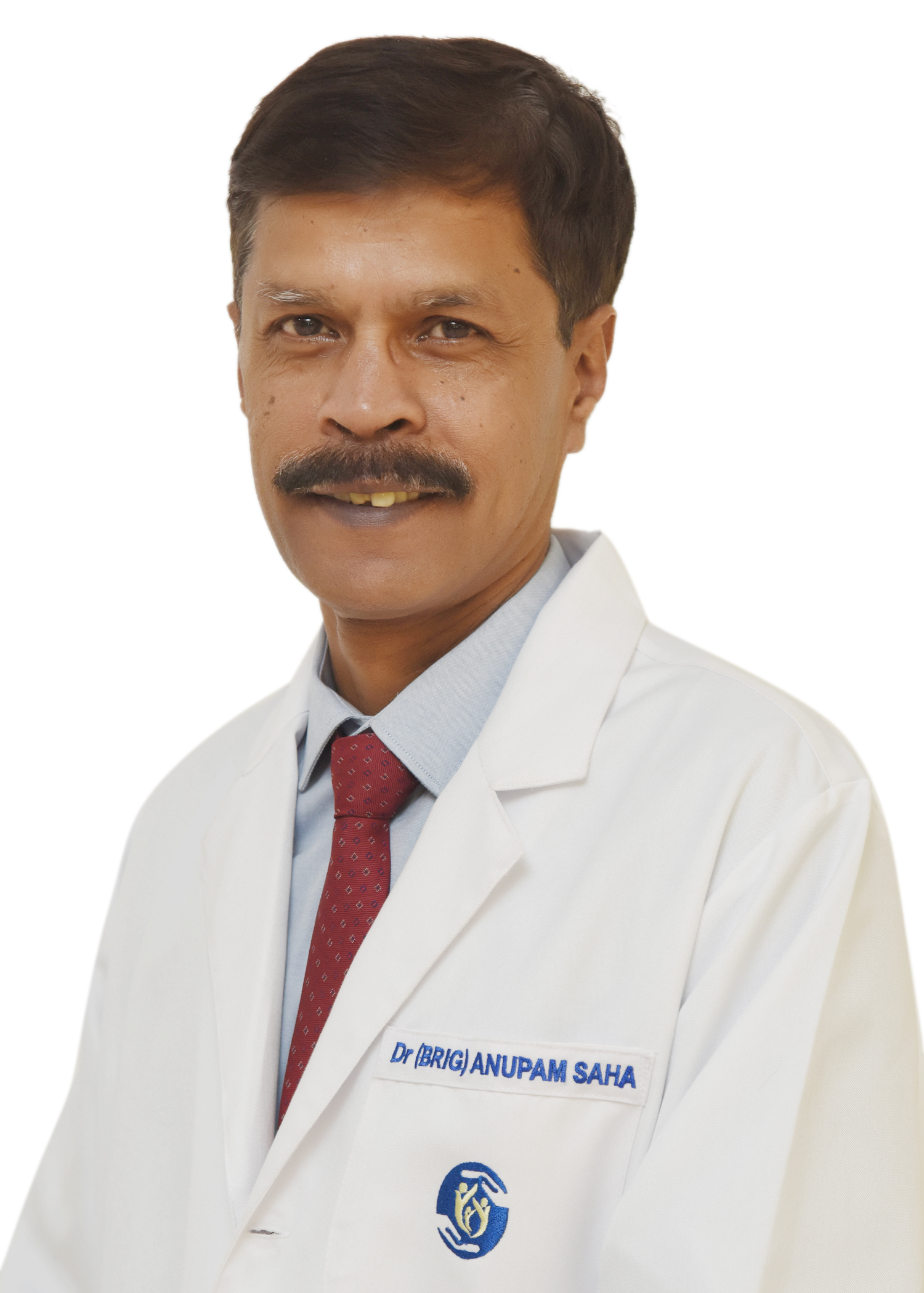 Dr Anupam Saha