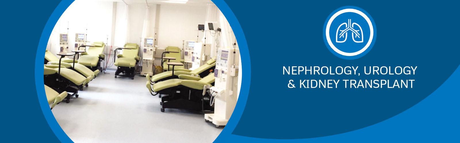 kidney tranplant-Venkateshwar