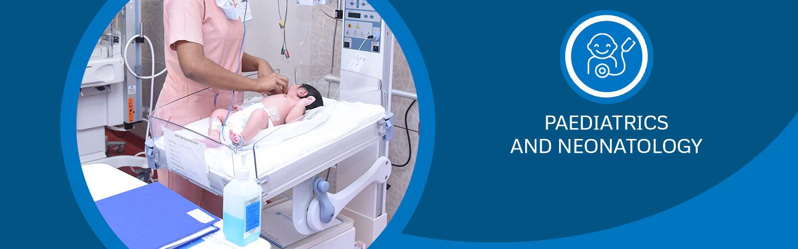 paediatrics cardiology- venkateshwar Hospital