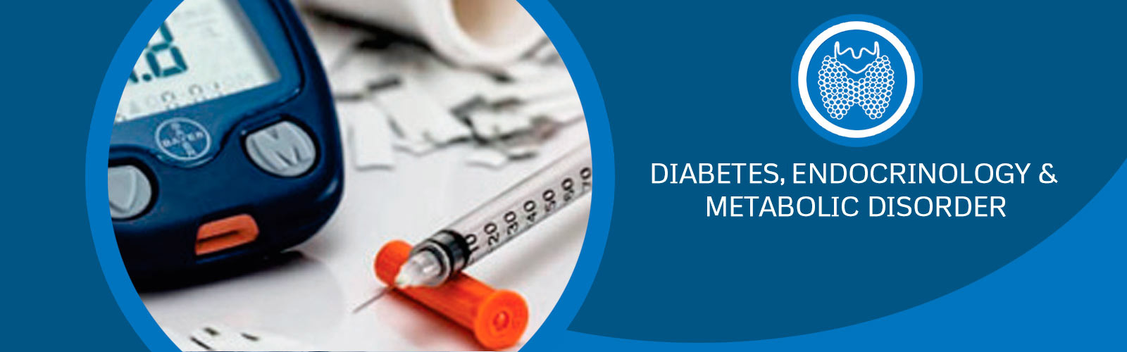 Diabetes Endocrinology & Metabolic Disorder