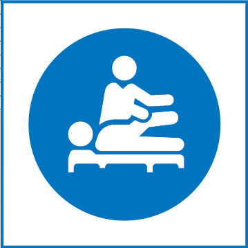 Phsiotherapy Icon