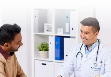 PLATINUM HEALTH CHECKUP - MALE (ENDOSCOPY)